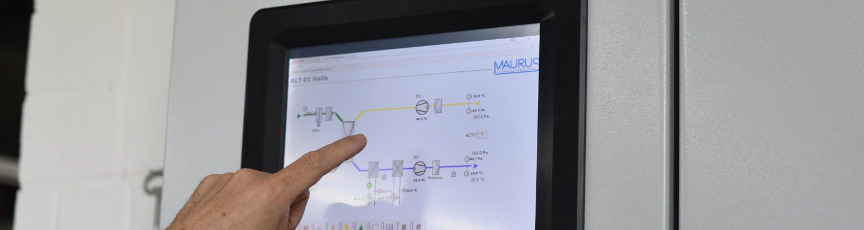 Bedienung - MAURUS Automatisierungstechnik in Bodenheim
