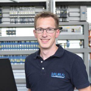 Markus Harth - MAURUS Automatisierungstechnik in Bodenheim