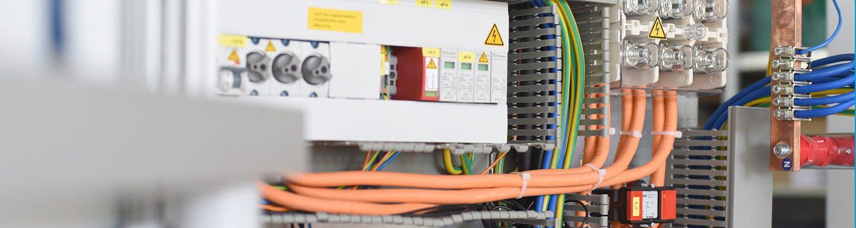 Schaltschrank - MAURUS Automatisierungstechnik in Bodenheim
