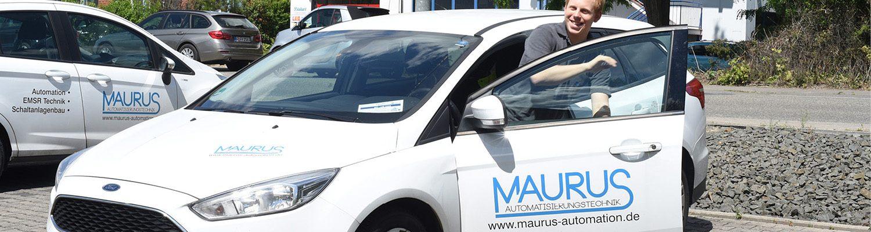 Auto - MAURUS Automatisierungstechnik in Bodenheim