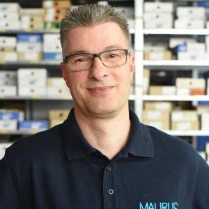 Jürgen Stephan - MAURUS Automatisierungstechnik in Bodenheim